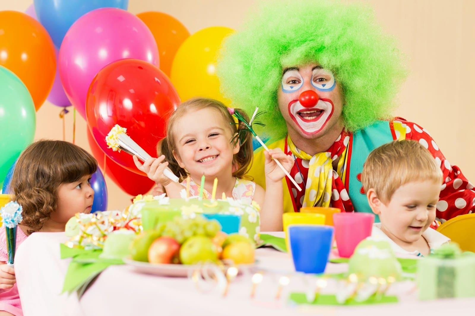 Детские праздники - заказать в Красногорске | ШИК